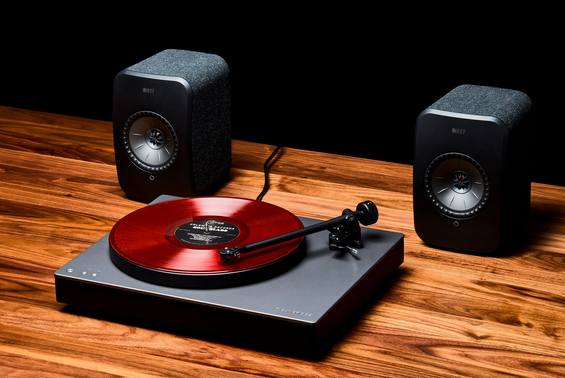 Turntable-Setups